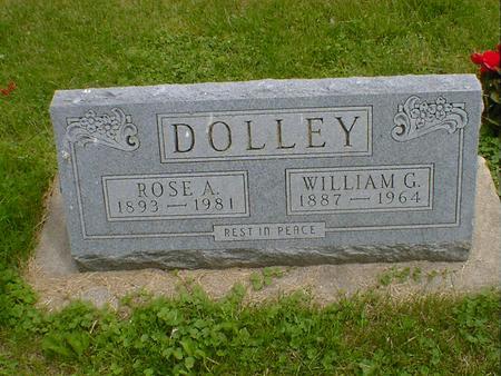 DOLLEY, ROSE A. - Cerro Gordo County, Iowa | ROSE A. DOLLEY