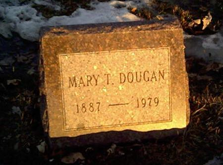 DOUGAN, MARY - Cerro Gordo County, Iowa | MARY DOUGAN