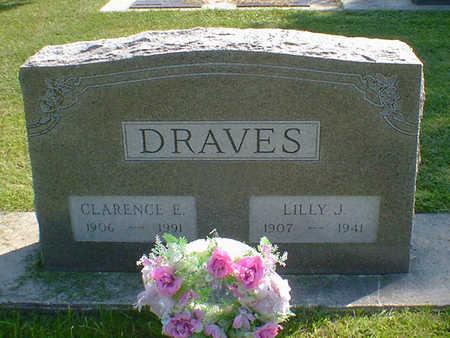 DRAVES, CLARENCE E. - Cerro Gordo County, Iowa | CLARENCE E. DRAVES