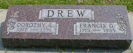 DREW, FRANCIS G. - Cerro Gordo County, Iowa | FRANCIS G. DREW