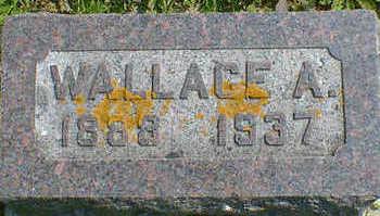 DREW, WALLACE A. - Cerro Gordo County, Iowa | WALLACE A. DREW