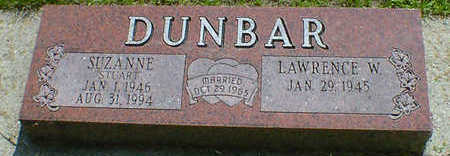 DUNBAR, SUZANNE - Cerro Gordo County, Iowa   SUZANNE DUNBAR