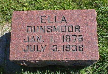 DUNSMOOR, ELLA - Cerro Gordo County, Iowa | ELLA DUNSMOOR