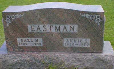 EASTMAN, ANNIE S. - Cerro Gordo County, Iowa | ANNIE S. EASTMAN