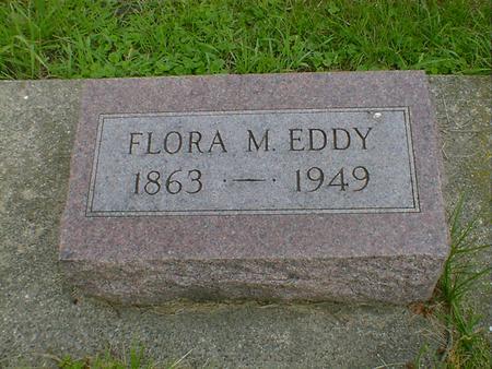 EDDY, FLORA M. - Cerro Gordo County, Iowa | FLORA M. EDDY