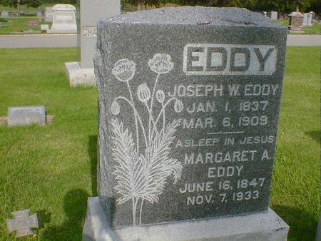 EDDY, MARGARET A. - Cerro Gordo County, Iowa | MARGARET A. EDDY