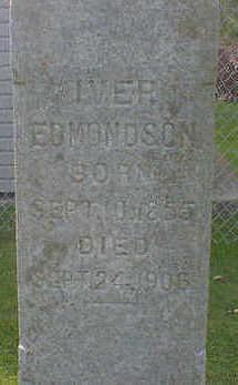 EDMUNDSON, IVER - Cerro Gordo County, Iowa | IVER EDMUNDSON