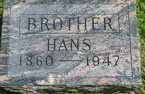 ENGEBRETSON, HANS - Cerro Gordo County, Iowa | HANS ENGEBRETSON
