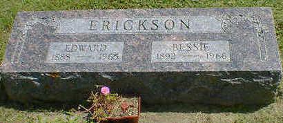 ERICKSON, EDWARD - Cerro Gordo County, Iowa | EDWARD ERICKSON