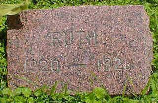 ERNSTON, RUTH - Cerro Gordo County, Iowa | RUTH ERNSTON