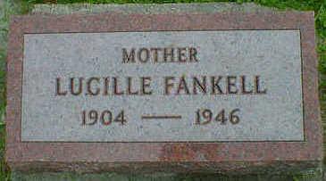 FANKELL, LUCILLE - Cerro Gordo County, Iowa | LUCILLE FANKELL