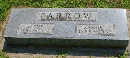 FARROW, IRENE - Cerro Gordo County, Iowa | IRENE FARROW