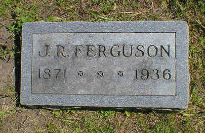 FERGUSEN, J. R. - Cerro Gordo County, Iowa | J. R. FERGUSEN