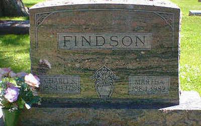 FINDSON, MARTHA - Cerro Gordo County, Iowa | MARTHA FINDSON