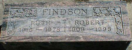 FINDSON, RUTH - Cerro Gordo County, Iowa | RUTH FINDSON