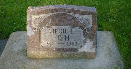 FISH, VIRGIL L. - Cerro Gordo County, Iowa | VIRGIL L. FISH