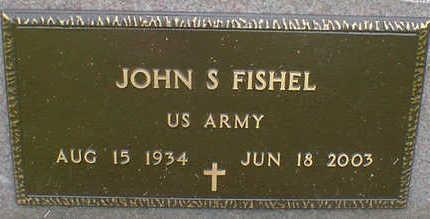 FISHEL, JOHN S. - Cerro Gordo County, Iowa | JOHN S. FISHEL