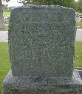 FISTLER, CHRIS F. - Cerro Gordo County, Iowa | CHRIS F. FISTLER
