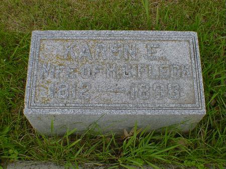 FLECK, KAREN E. - Cerro Gordo County, Iowa | KAREN E. FLECK