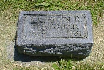 FLETCHER, KATHRYN R. - Cerro Gordo County, Iowa | KATHRYN R. FLETCHER