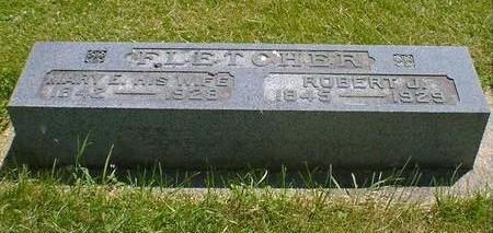 FLETCHER, ROBERT J. - Cerro Gordo County, Iowa | ROBERT J. FLETCHER