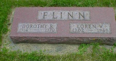 FLINN, LOREN W. - Cerro Gordo County, Iowa | LOREN W. FLINN