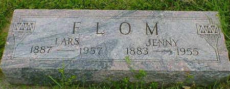 FLOM, LARS - Cerro Gordo County, Iowa | LARS FLOM