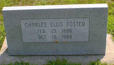 FOSTER, CHARLES ELLIS - Cerro Gordo County, Iowa | CHARLES ELLIS FOSTER