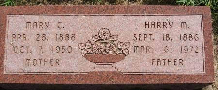 FOSTER, MARY C - Cerro Gordo County, Iowa | MARY C FOSTER