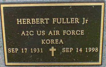FULLER, HERBERT JR. - Cerro Gordo County, Iowa | HERBERT JR. FULLER