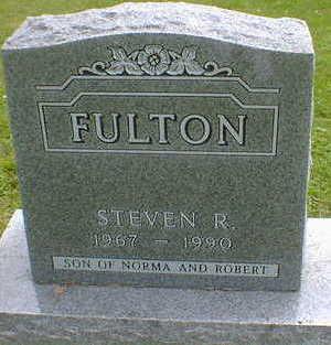 FULTON, STEVEN R. - Cerro Gordo County, Iowa | STEVEN R. FULTON