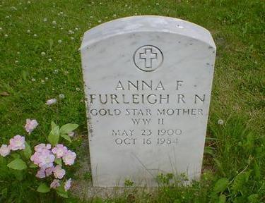 FURLEIGH, ANNA F. - Cerro Gordo County, Iowa   ANNA F. FURLEIGH