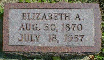 FURLEIGH, ELIZABETH A. - Cerro Gordo County, Iowa | ELIZABETH A. FURLEIGH