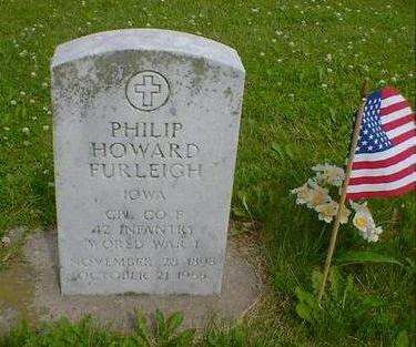 FURLEIGH, PHILIP HOWARD - Cerro Gordo County, Iowa | PHILIP HOWARD FURLEIGH