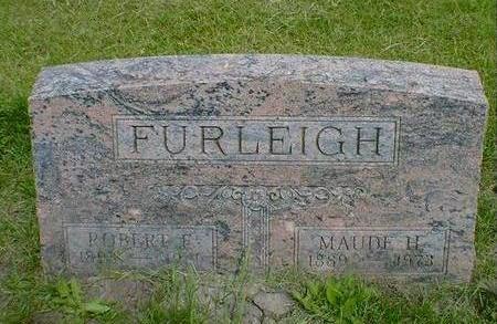 FURLEIGH, MAUDE H. - Cerro Gordo County, Iowa   MAUDE H. FURLEIGH
