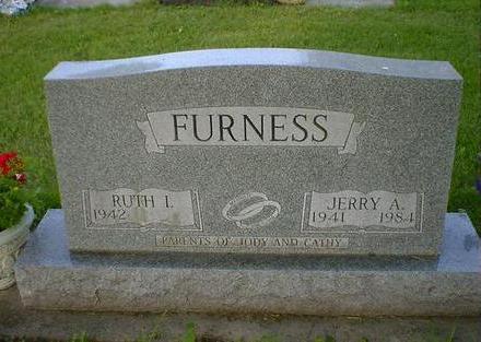 FURNESS, RUTH I. - Cerro Gordo County, Iowa | RUTH I. FURNESS