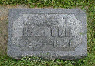 GALFORD, JAMES T. - Cerro Gordo County, Iowa | JAMES T. GALFORD
