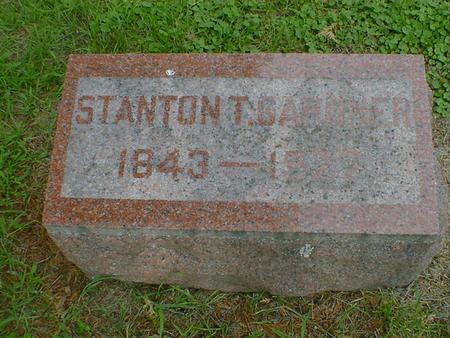 GARDNER, STANTON T. - Cerro Gordo County, Iowa | STANTON T. GARDNER