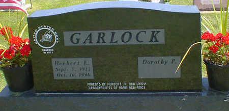 GARLOCK, HERBERT L. - Cerro Gordo County, Iowa | HERBERT L. GARLOCK