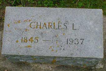 GATES, CHARLES L. - Cerro Gordo County, Iowa | CHARLES L. GATES