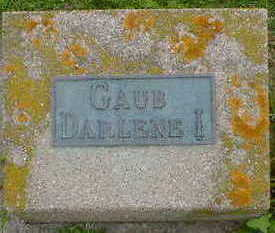 GAUB, DARLENE I. - Cerro Gordo County, Iowa   DARLENE I. GAUB