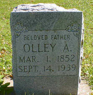 GEPHART, OLLEY A. - Cerro Gordo County, Iowa | OLLEY A. GEPHART