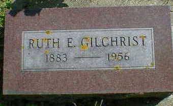 GILCREST, RUTH E. - Cerro Gordo County, Iowa | RUTH E. GILCREST