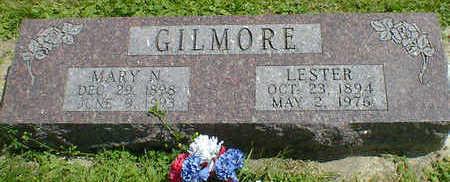 GILMORE, MARY N. - Cerro Gordo County, Iowa | MARY N. GILMORE