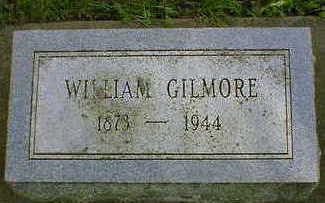 GILMORE, WILLIAM - Cerro Gordo County, Iowa   WILLIAM GILMORE