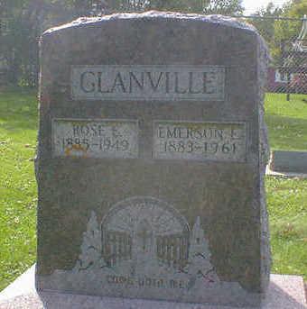 GLANVILLE, ROSE E. - Cerro Gordo County, Iowa | ROSE E. GLANVILLE