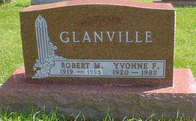 GLANVILLE,  YVONNE - Cerro Gordo County, Iowa |  YVONNE GLANVILLE