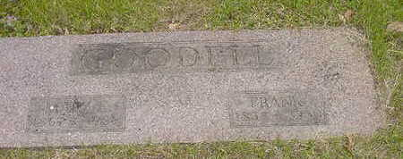 MCLOUGHLIN GOODELL, MARY ELIZABETH - Cerro Gordo County, Iowa   MARY ELIZABETH MCLOUGHLIN GOODELL