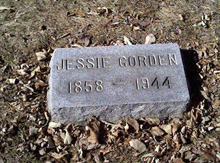 GORDEN, JESSIE - Cerro Gordo County, Iowa | JESSIE GORDEN