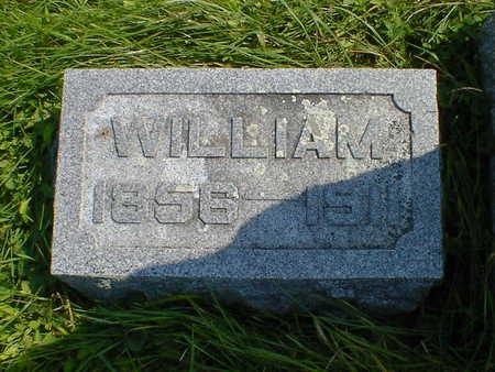 GRAY, WILLIAM - Cerro Gordo County, Iowa   WILLIAM GRAY